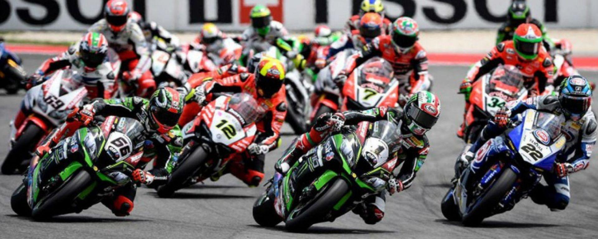 Superbike 2018: classifica piloti e team