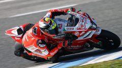 SBK 2017 Test Lausitzring, Lorenzo Savadori
