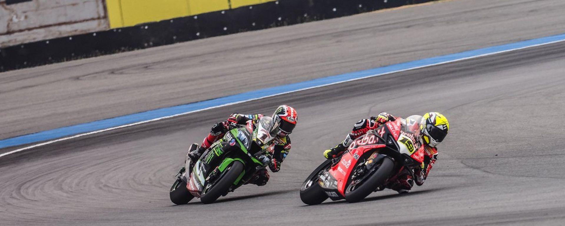 Superbike 2019: classifica piloti e team