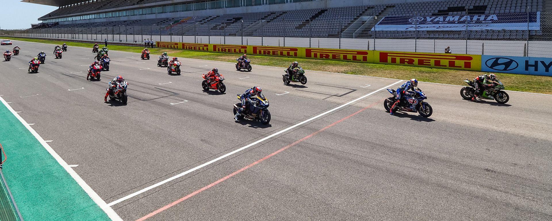 Superbike 2021: classifica piloti e costruttori