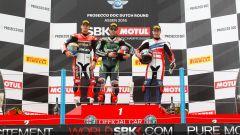 SBK Assen 2016: Tom Sykes in pole, ma Jonathan Rea vince gara 1 - Immagine: 2