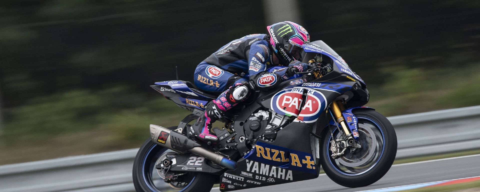 Sbk Brnò 2018: Yamaha fa doppietta, in gara due vince Lowes