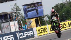 Sbk Brno 2018: Tom Sykes in pole, Rea vince gara 1 - Immagine: 1