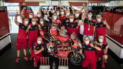 SBK Estoril: Davies vince, alla Kawasaki per 1pt il titolo marche