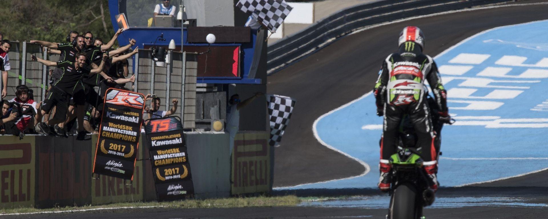Sbk Jerez 2017: le pagelle del dodicesimo round