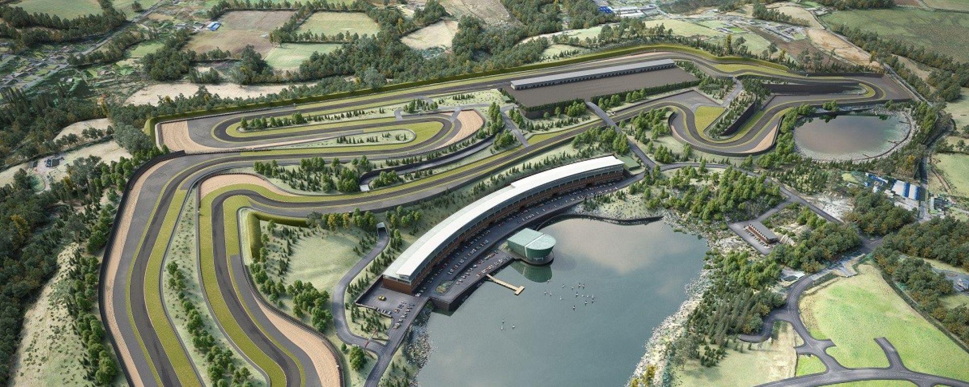SBK Lake Torrent Circuit (Irlanda del Nord)