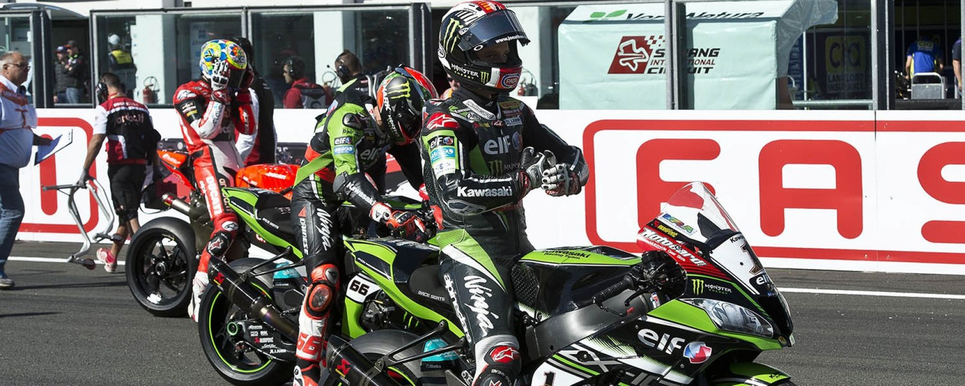 SBK Magny Cours 2017