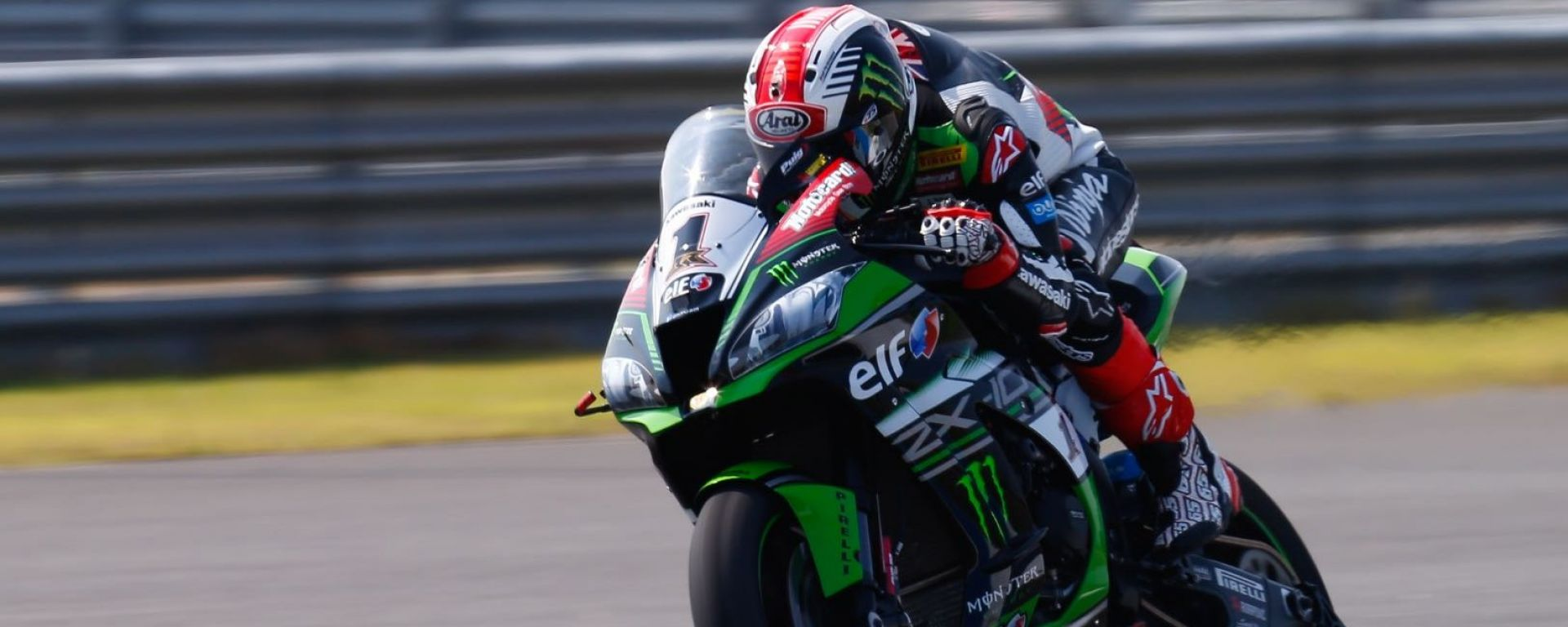 SBK Magny Cours, Jonathan Rea