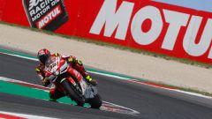Sbk Misano 2018: Lorenzo Savadori è il più veloce del Venerdì - Immagine: 1
