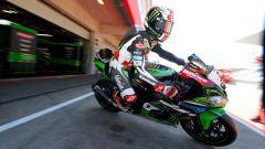 Test Portimao: Jonathan Rea svetta negli ultimi test stagionali, sorprende Razgatlioglu con la Kawasaki Puccetti