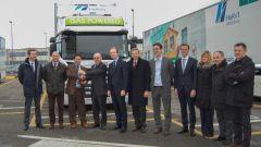 Scania Euro 6 a metano - Immagine: 11