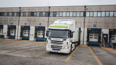 Scania Euro 6 a metano - Immagine: 5