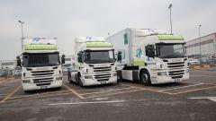 Scania Euro 6 a metano - Immagine: 2