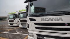 Scania Euro 6 a metano - Immagine: 1
