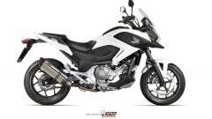 Scarichi Mivv per Honda NC700 e Honda Integra - Immagine: 4