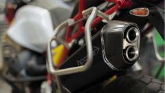 Scarico HP Corse montato su Moto Guzzi V85 TT