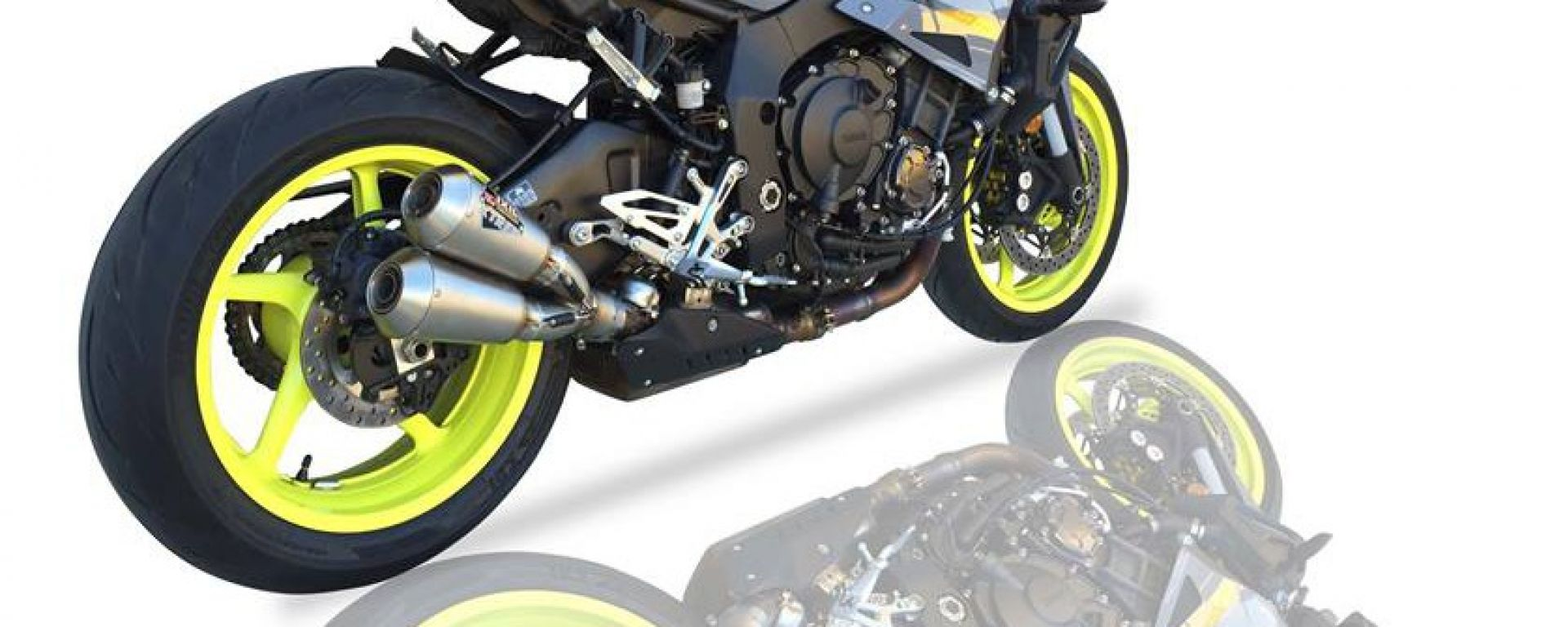 Scarico Ixil RC2 per Yamaha MT-10
