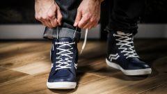 scarpe Bering Stars indossate