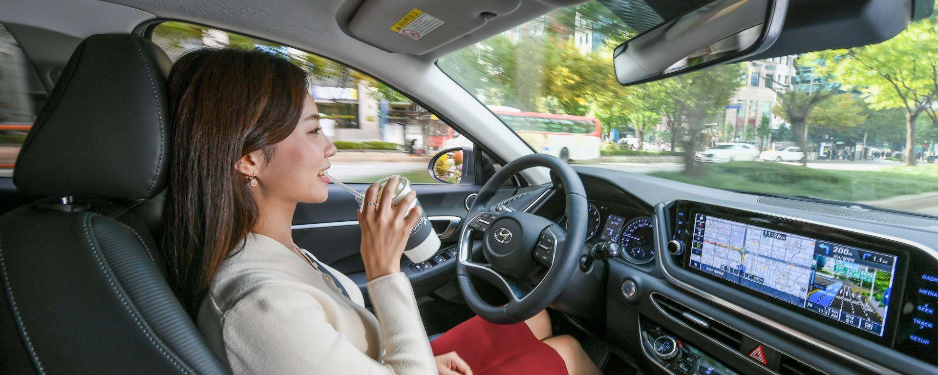 SCC-ML, il nuovo sistema di guida autonoma di Hyundai