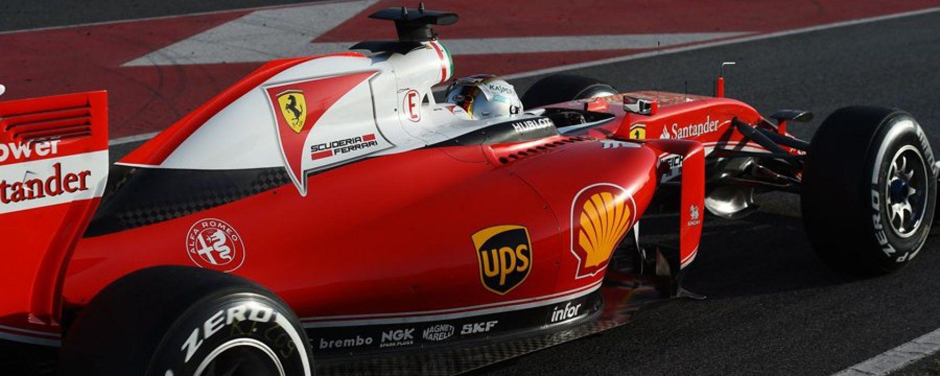 F1 2016: Ecco le mescole per il GP della Russia