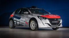 Peugeot: la scheda tecnica della nuova 208 Rally 4 - Immagine: 1