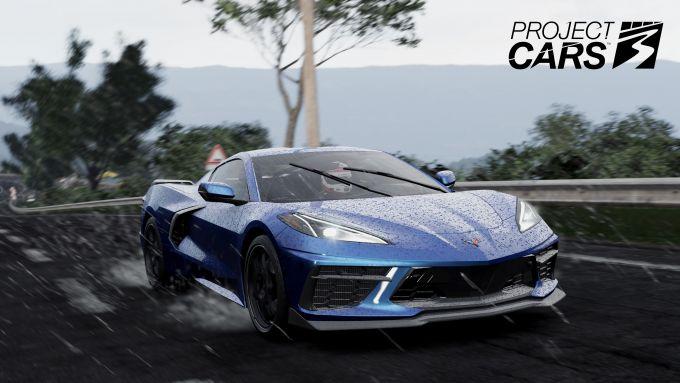 Schermata di gioco di Project Cars 3