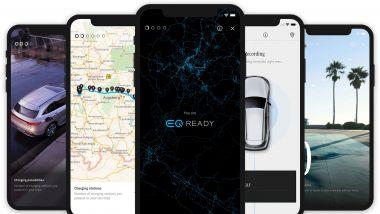 Schermate della app EQ Ready