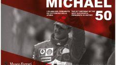 "Schumacher, al Museo Ferrari aprirà la mostra ""Michael 50"""