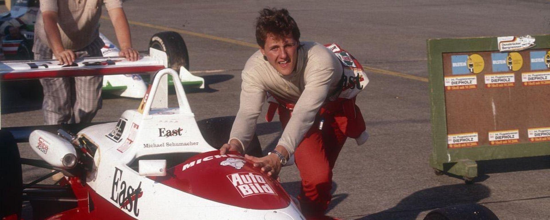 Schumacher in 50 curiosità: cinquanta sfumature di Schumi