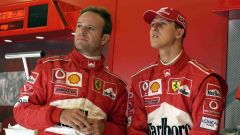 Schumacher in 50 curiosità: cinquanta sfumature di Schumi - Immagine: 9