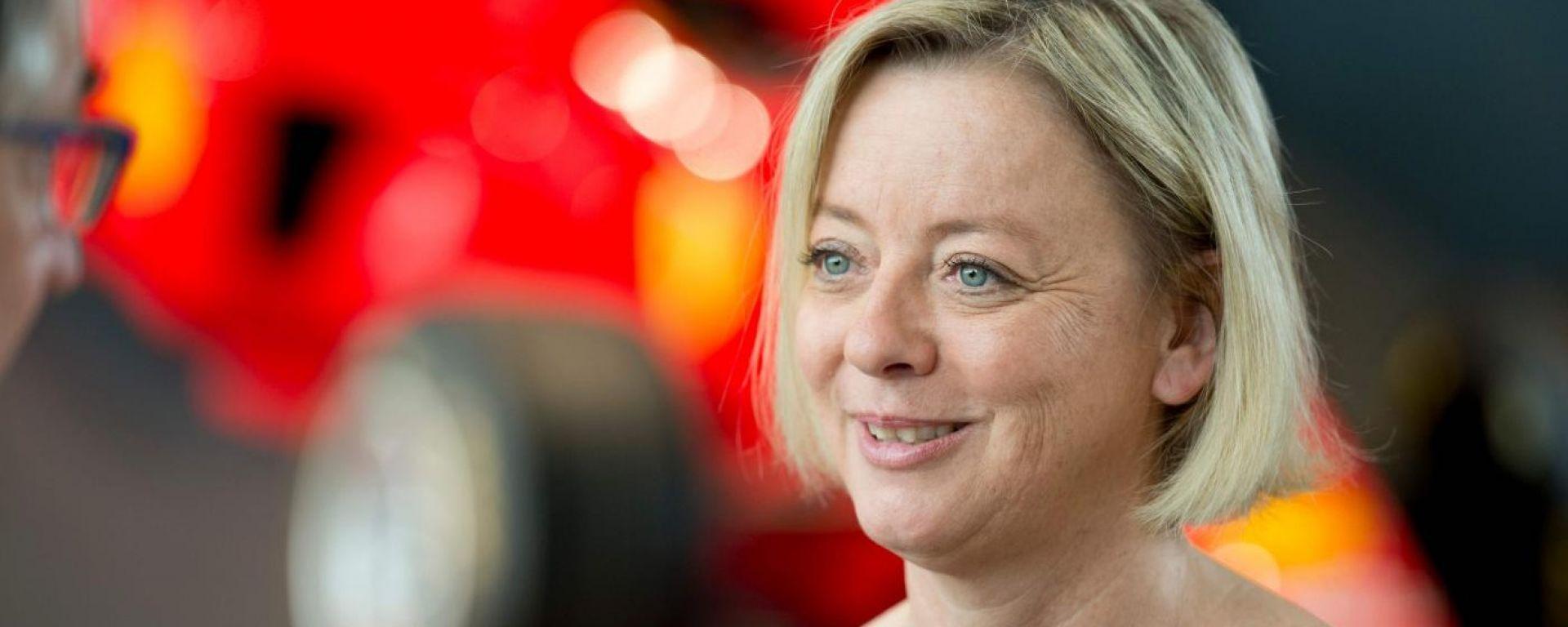 Schumacher: parla la manager Sabine Kehm