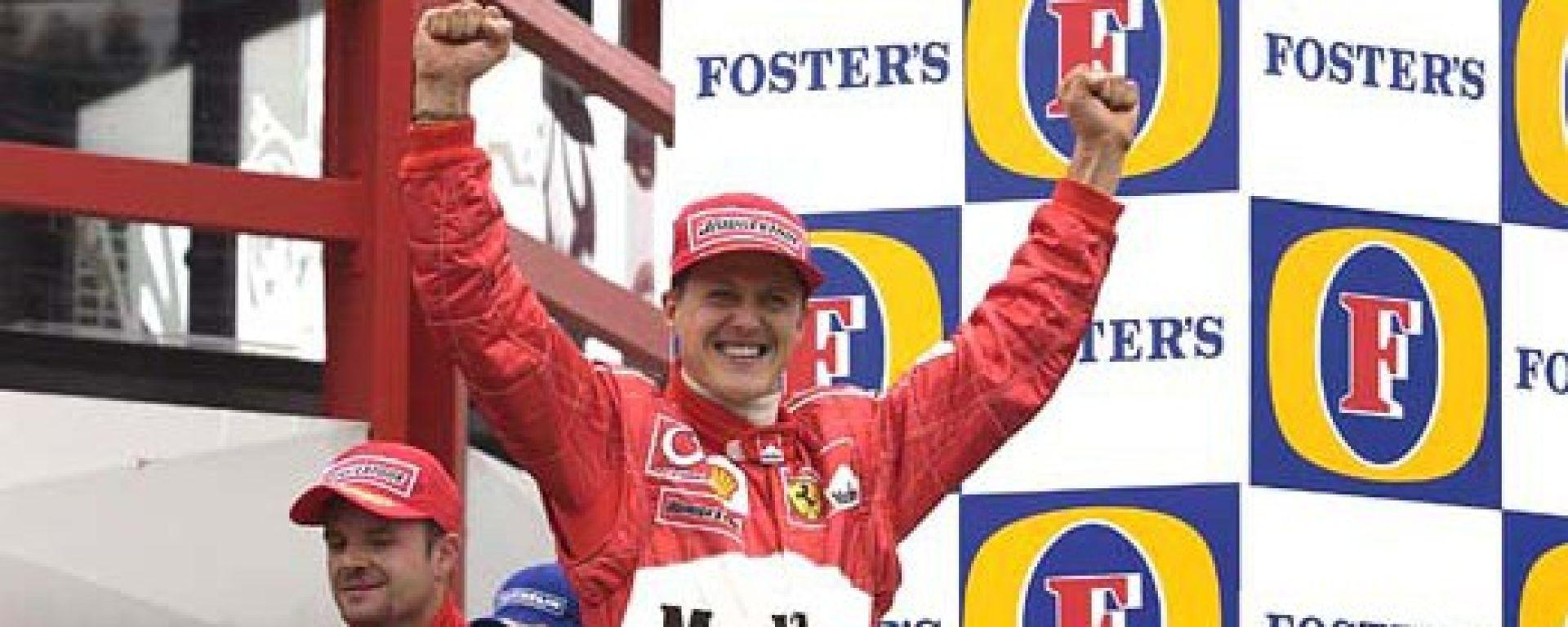 Schumacher e Senna battuti: è Fangio il migliore di sempre