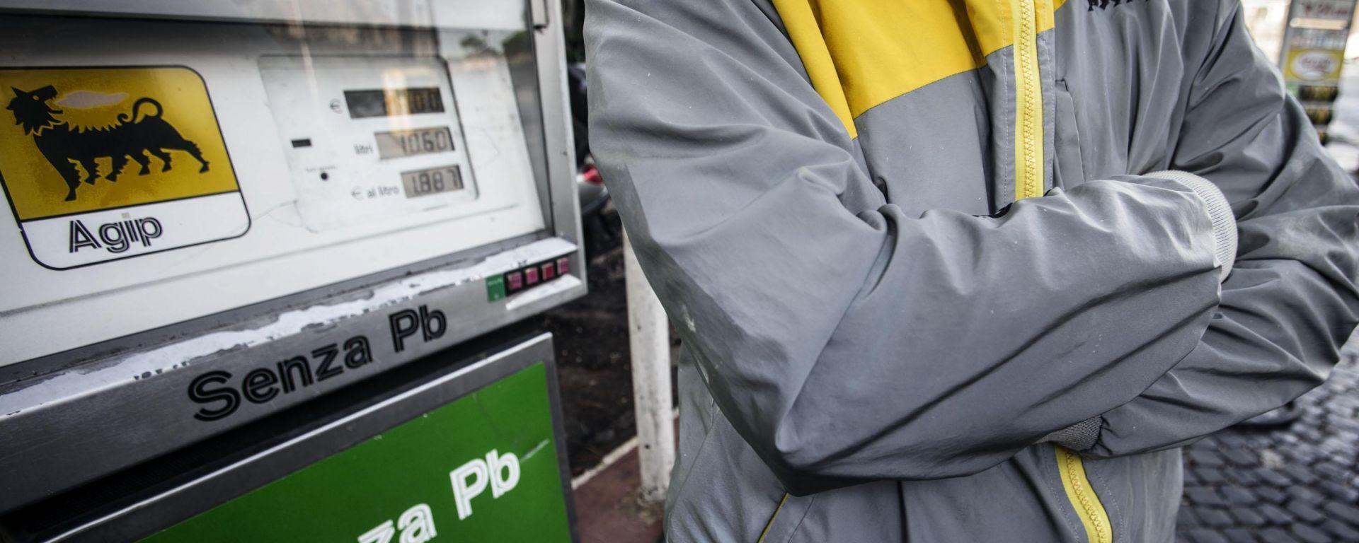 Sciopero dei benzinai dal 25 marzo