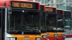 Sciopero trasporti 25 ottobre, servizio bus a rischio