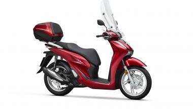 Scooter a ruote alte: il più venduto Honda SH 125i ABS 2020