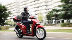 Scooter a ruote alte: il re delle vendite Honda SH 125i ABS 2020