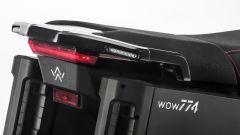 WOW 774 e 775: scopriamo i due nuovi scooter elettrici italiani - Immagine: 9