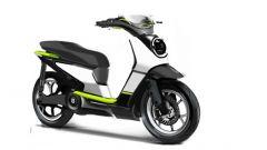 Scooter elettrico Husqvarna
