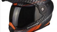 Scorpion ADX-1 Dual Black-Silver-Orange