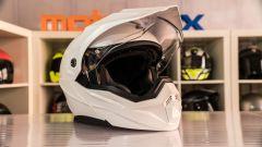 Scorpion ADX-1: il casco mago del trasformismo. Video unboxing - Immagine: 1
