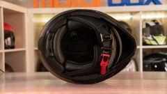 Scorpion Covert-X: gli interni sono realizzati con materiale traspirante