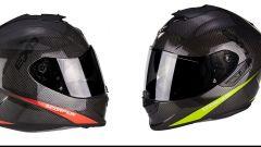 Scorpion Exo 1400 Air Carbon: un casco Gran Turismo tutto in carbonio