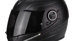 Scorpion EXO-490 LUZ matt black