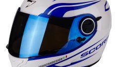 Scorpion EXO-490 LUZ white blue