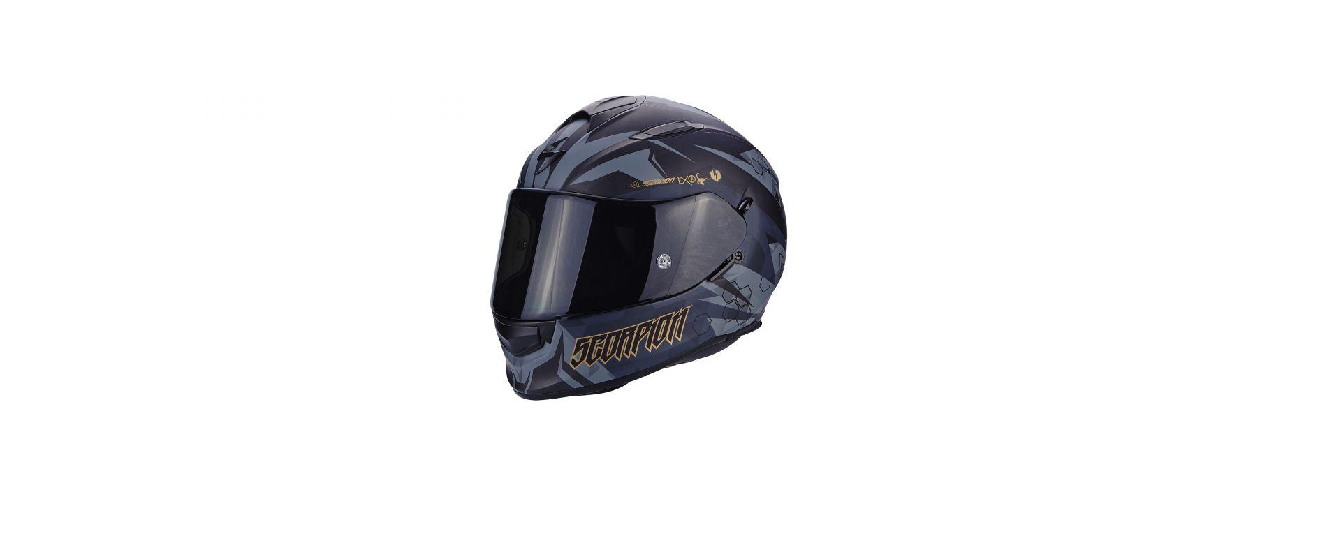 Scorpion EXO-510 AIR CIPHER grey