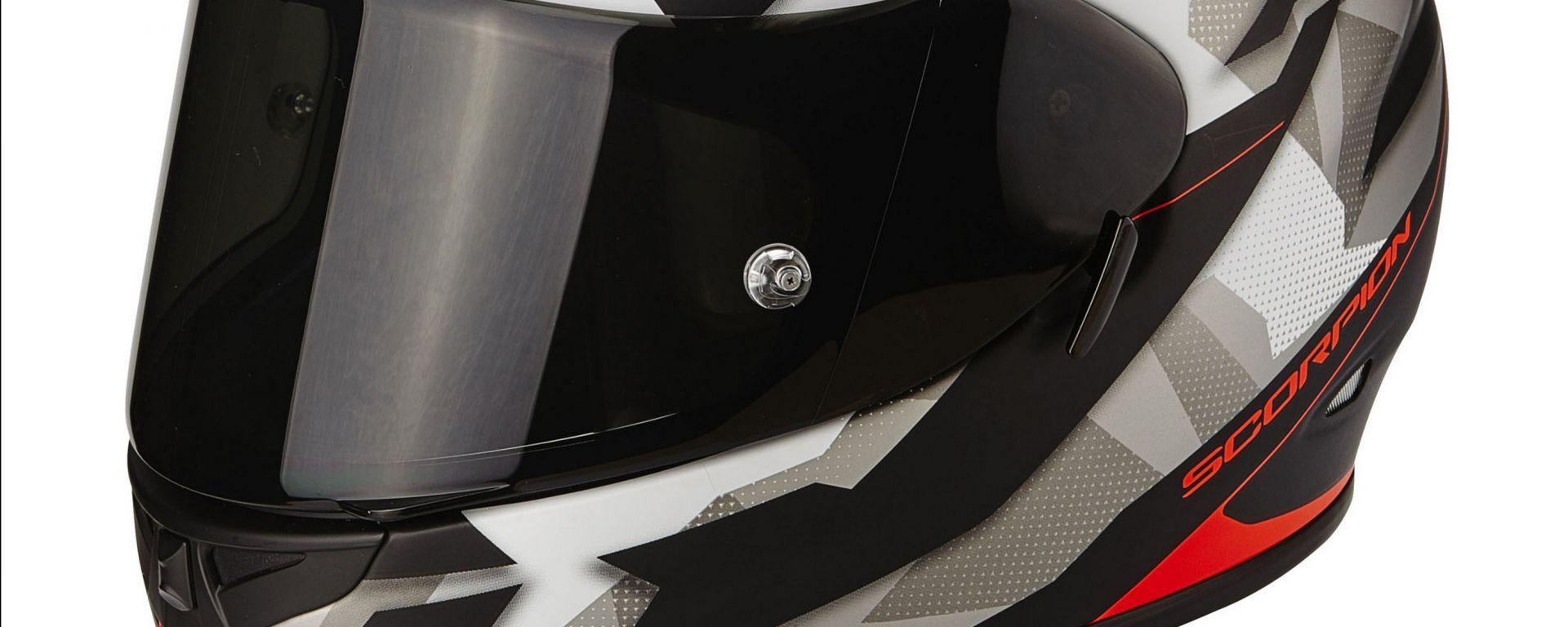 Scorpion EXO-710 AIR FURIO grey