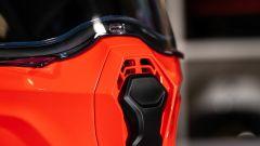 Scorpion EXO 930: una delle prese d'aria
