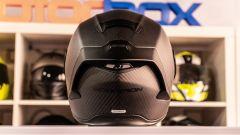 Scorpion Exo R1 Carbon Air: posteriore
