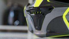 Scorpion Exo-Tech: la presa d'aria che spanna la visiera velocemente