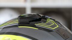 Scorpion Exo-Tech: la presa d'aria superiore